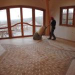 Atelier Roldan aktueller Baufortschritt Frühjahr 2020