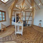 Neubau Atelier Roldan innen 2